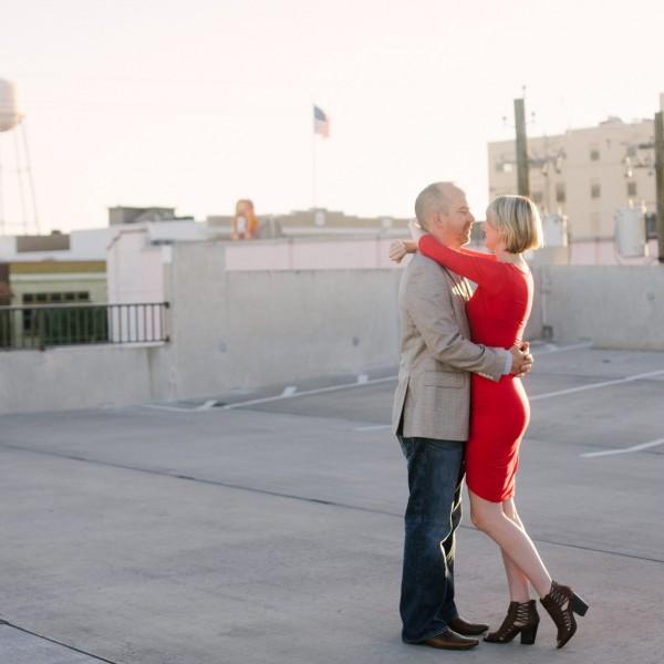 Tori + John's Engagement
