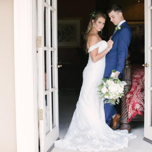 Christine + Andrew's Brunch Wedding