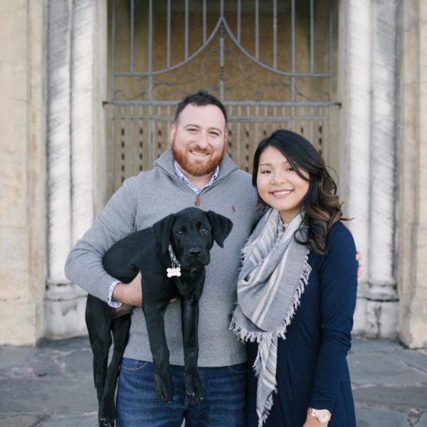Amanda + Denny Engagement