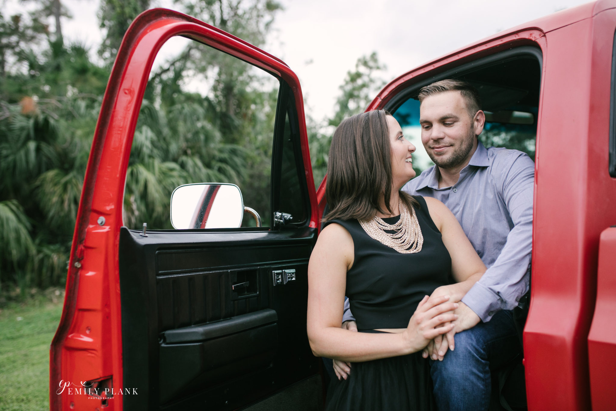 Kacie + Steven Florida Engagement Session Philipee Park Safety Harbor-12